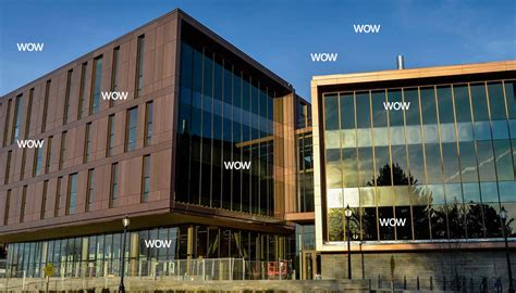 7 Really Cool Buildings on Campus That You'll Never Ever