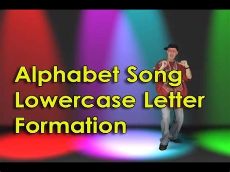 Move To The Alphabet | Alphabet Songs | Letters Song | The