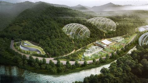 Giant glass biodomes could help revive endangered species