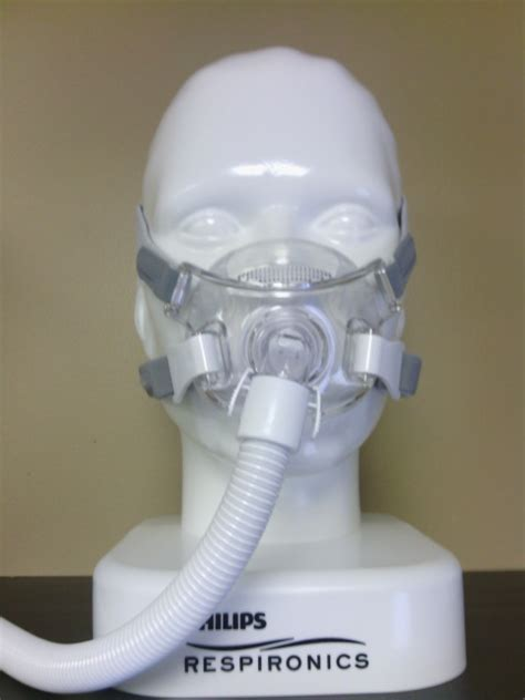 Amara View Full Face Mask by Philips Respironics
