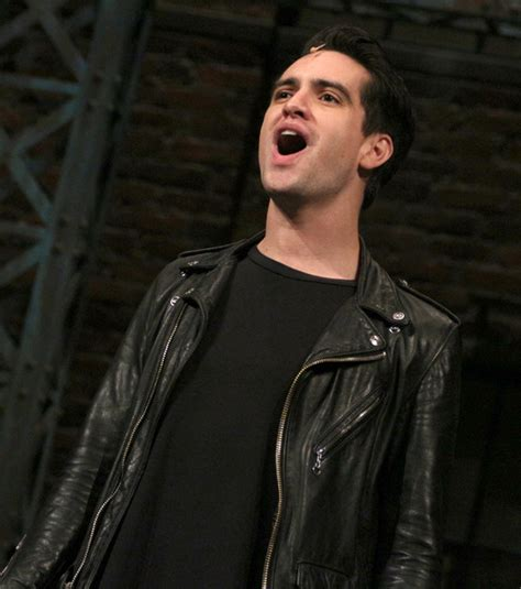 Panic! At the Disco's Brendon Urie Previews Broadway Run