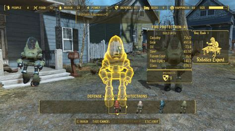 PC mod adds robot-building to Fallout 4