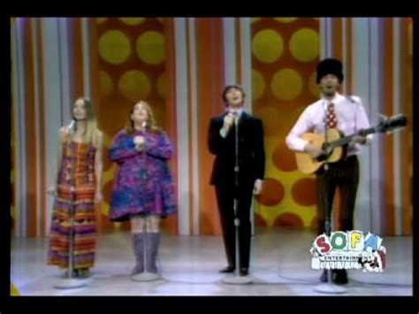 "THE MAMAS AND THE PAPAS ""California Dreaming"" on The Ed"