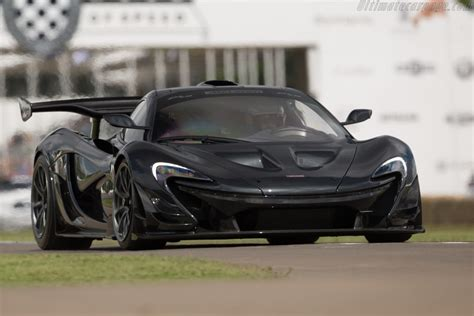 2016 McLaren P1 LM - Images, Specifications and Information