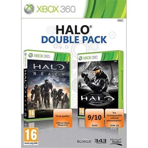 Halo Double Pack - XBOX 360