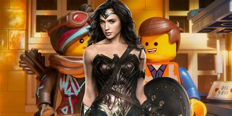 LEGO Movie 2 Has DCEU Stars Voicing DC Characters   Screen