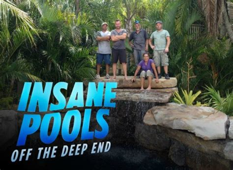 Insane Pools: Off the Deep End - Next Episode