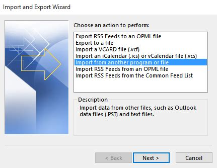 How to export Outlook calendar to Excel, iCal and CSV