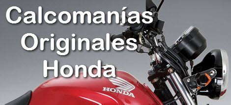 Calcomanias para motos honda - Calcomanias para motos